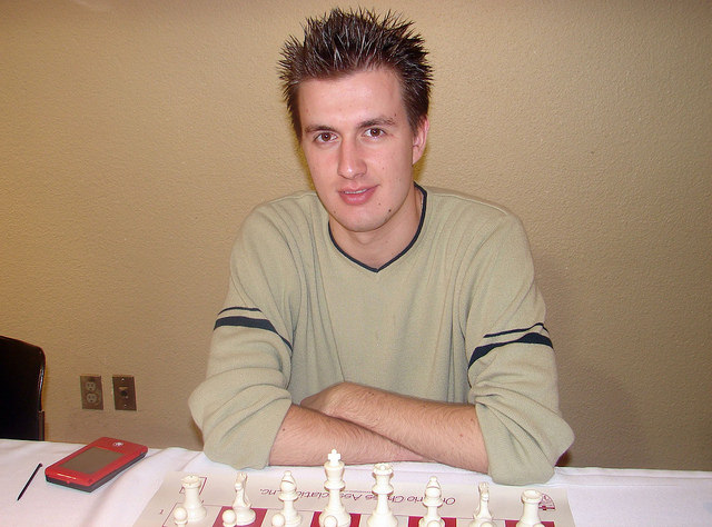 2006 Canadian Closed Chess Championship Day 6 Toronto Ontario